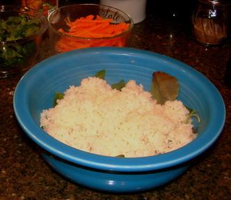 how to cook broken rice